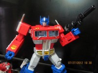 Transformers News: Additional Hasbro MP-10 Optimus Prime Images