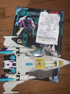 Transformers War for Cybertron: Earthrise Snapdragon Found at U.S. Retail