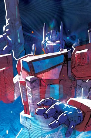 Transformers News: IDW Transformers News - Christian Ward Cover for #7, Andrew Griffith Reveals New Character