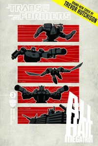 IDW Publishing's October 2009 releases