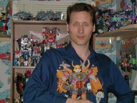 Transformers News: The Ark Addendum: The Shadow Emperor, Scorponok.
