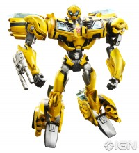 Transformers: Prime Bumblebee Revealed!
