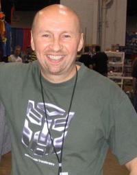 Transformers News: Simon Furman Interviewed At Transformers Hispanos