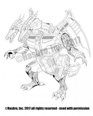 Concept Art for Titans Return Twinferno