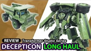 New Video Review of Transformers Studio Series #42 Revenge of the Fallen Long Haul