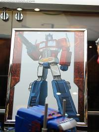 Transformers News: BotCon 2010 - Hall Of Fame Display Area