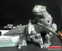 Additional Third-Party Dino-Combiner Prototype Images