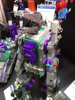Images of Takara Tomy Transformers Legends LG-43 Dinosaurer (Trypticon)