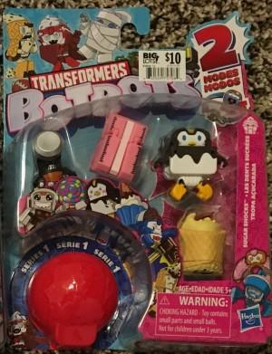 BotBots 5-packs showing up at Big Lots