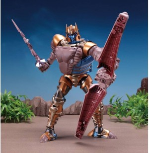 Transformers News: Transformers Masterpiece MP-41 Dinobot Getting Reissued