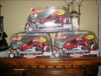 Transformers News: Human Alliance Leadfoot Found at Retail
