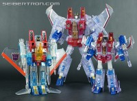 Transformers News: New Galleries: e-Hobby and Masterpiece Starscream Ghost Version toys