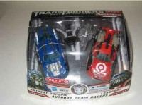 Transformers News: Transformers DOTM Target Exclusive Autobot Team Racers Surface on eBay
