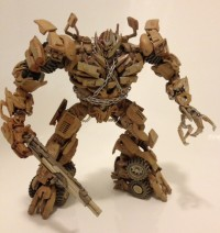 Transformers News: Creative Round Up, October 7th 2012