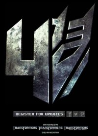 Transformers News: Transformers 4 Website: Minor Updates
