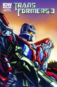 Transformers News: Transformers: Foundation #1 incentive cover revealed!