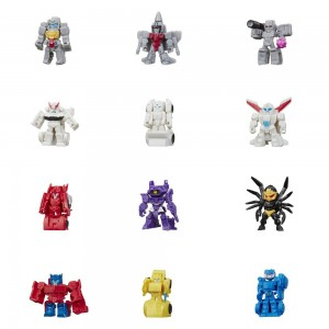 Transformers News: First Official Images for Cyberverse Tiny Turbo Titans with Jetfire, Blackarachnia and More