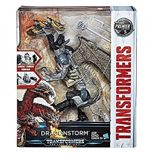 Transformers News: Transformers: The Last Knight Leader Class Dragonstorm In Stock On Amazon