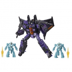 European Online Sellers with Listings for the Netflix Exclusives and Super Megatron
