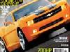 Transformers Movie '09 Camaro Concept Car featured in Hot Rod Magazine