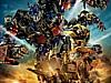 New Transformers Revenge of the Fallen Movie Poster Revealed
