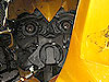 Transformers News: New Image of Movie Bumblebee's Face
