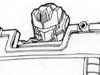 Transformers News: Unused Classics Soundwave Concept Art