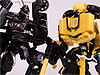 Transformers News: First Look at 'Bumblebee vs Barricade : First Encounter' Wal-Mart Exclusive Two-Pack