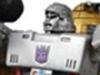 Transformers News: New Megatron Wall Statue