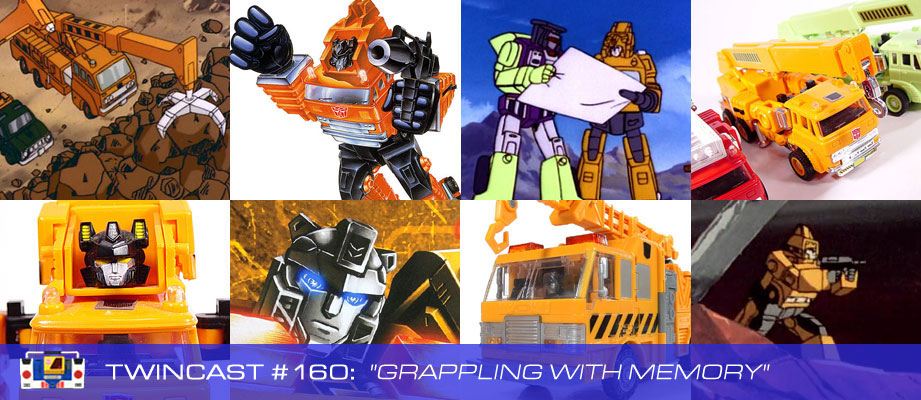Transformers Podcast: Twincast / Podcast #160 - Grappling with Memory