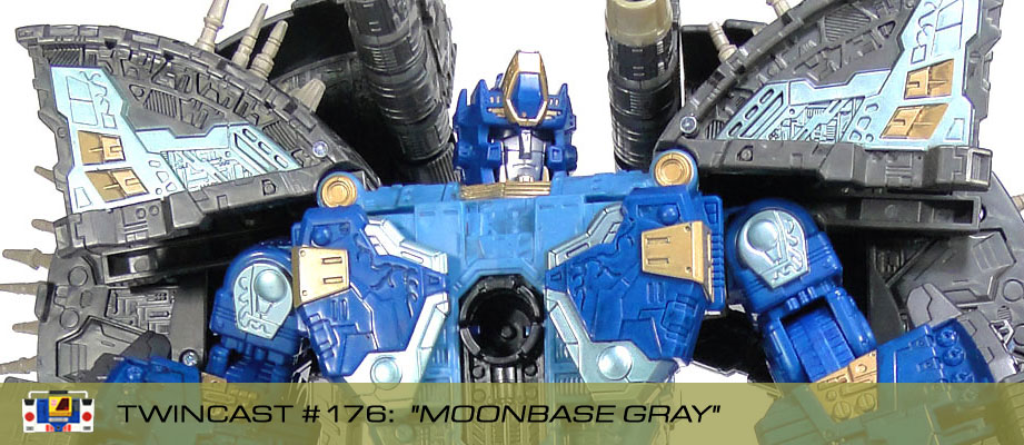 "Twincast / Podcast #176 ""Moonbase Gray"""
