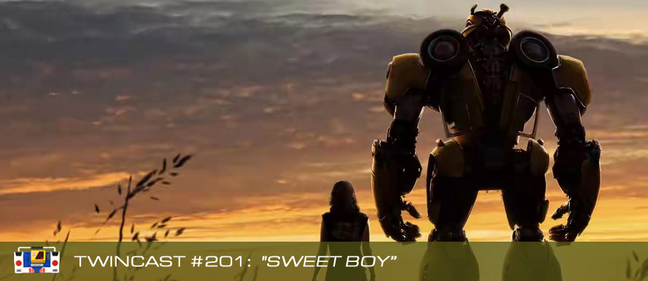Transformers Podcast: Twincast / Podcast #201 - Sweet Boy