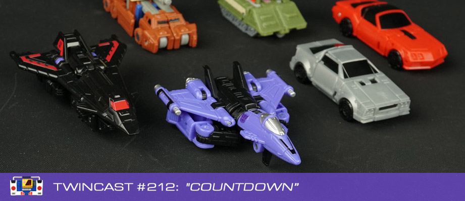 Transformers Podcast: Twincast / Podcast #212 - Countdown
