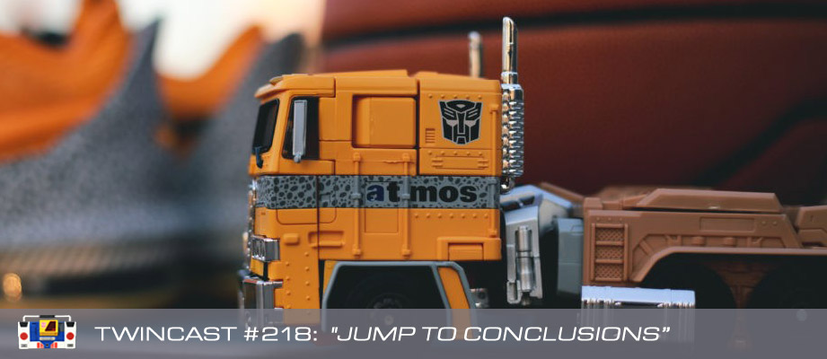 "Twincast / Podcast Episode #218 ""Jump To Conclusions"""