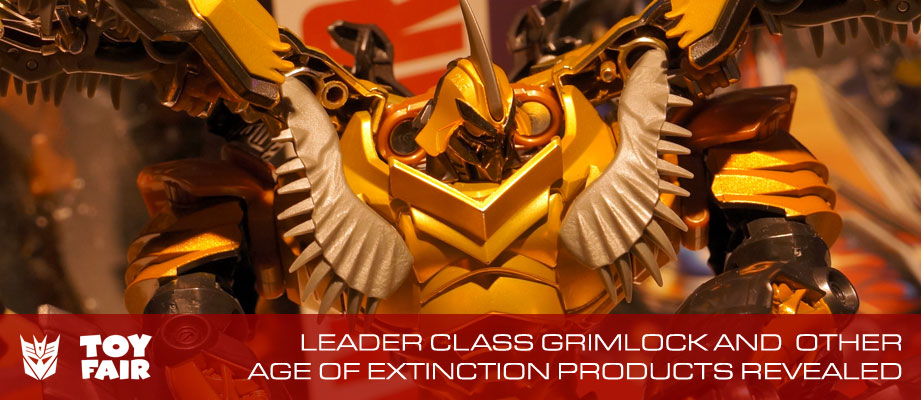Toy Fair 2014 Wrap Up (RECAP) - Including New Galleries And New Packaging Images From Age Of Extinction