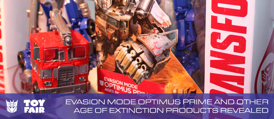 Toy Fair 2014 Wrap Up (RECAP): Including New Galleries And New Packaging Images From Age Of Extinction