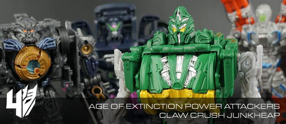 New Galleries: AOE Power Attackers Claw Crush Junkheap