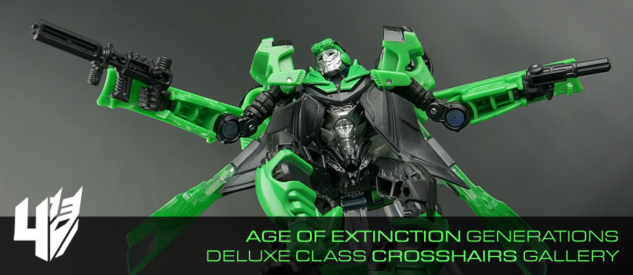 New Gallery: Age of Extinction Generations Deluxe Crosshairs