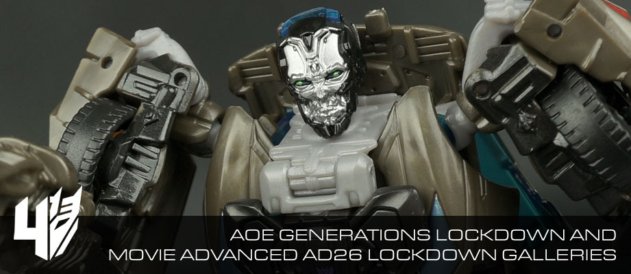 New Galleries: Age of Extinction Generations Lockdown and Movie Advanced AD26 Lockdown