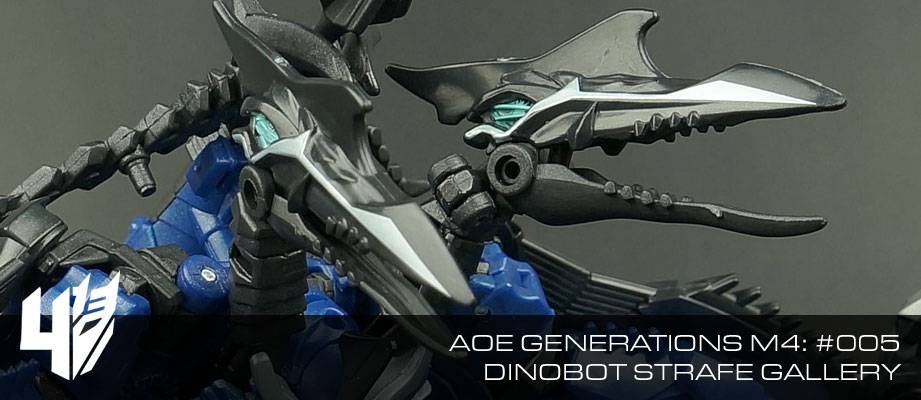 New Galleries: Age of Extinction Generations Strafe and Slash