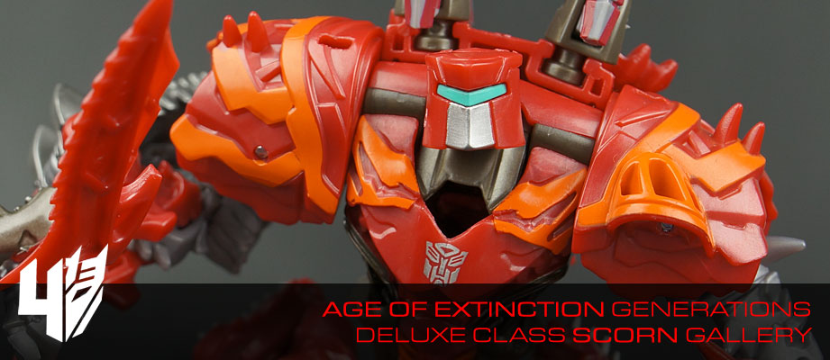 New Gallery: Age of Extinction Generations Deluxe Scorn