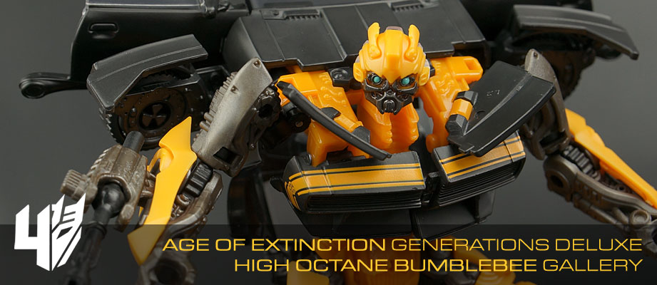 New Gallery: Age of Extinction Generations Deluxe High Octane Bumblebee