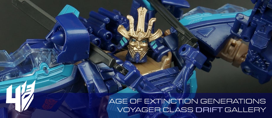 New Gallery: Age of Extinction Generations Voyager Class Drift