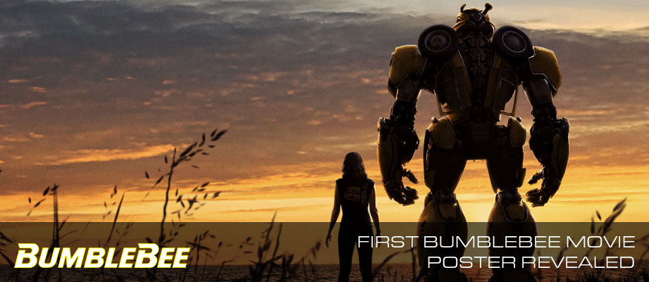 Full Poster Reveal for Transformers Bumblebee Movie #BumblebeeMovie