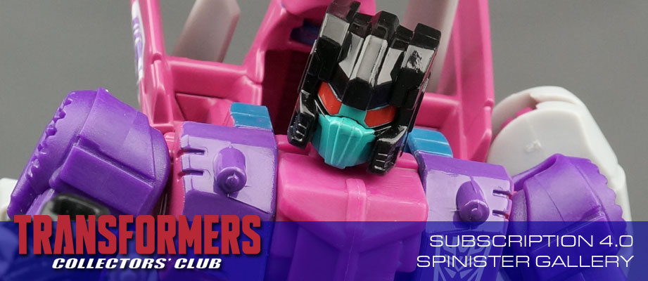 New Galleries: Club Subscription 4.0 Thunder Mayhem, Bludgeon, Spinister and Windsweeper