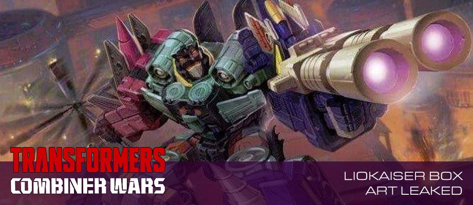 Potential Combiner Wars Liokaiser Full Art shown off