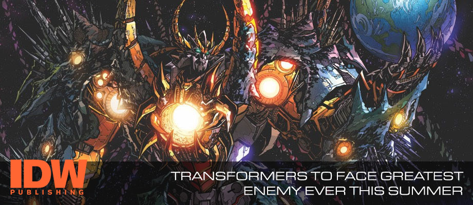 Transformers to Face Greatest Enemy Ever This Summer