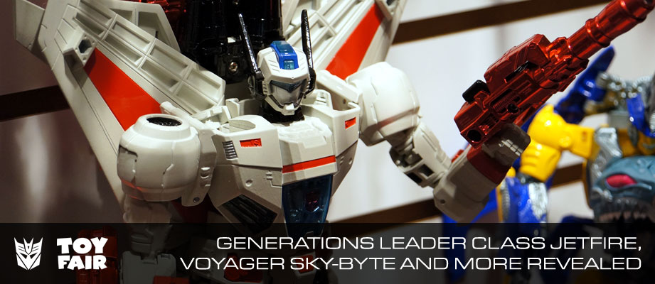 Toy Fair 2014 Coverage (RECAP) - Transformers Generations Full Gallery