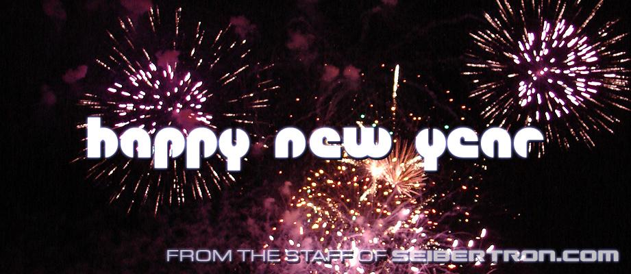 Happy New Year 2018 Seibertronians!!!