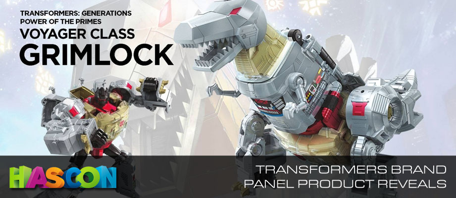 Hascon 2017 Transformers Brand Product Reveals